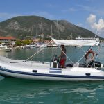 Anthi 6 (8 people, 5.70m)2 Trident Boats