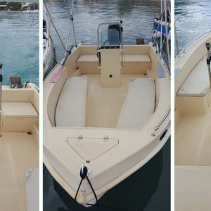 Family (5 people,4.60m) Trident Boats