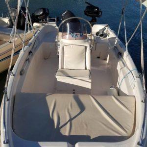 Family Comfort (ενοικιασεις βαρκων λευκαδαpeople, 5m)7 Trident Boats