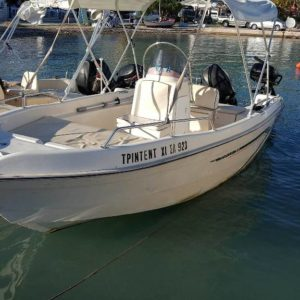 Family Comfort (7 people, 5m)8 Trident Boats