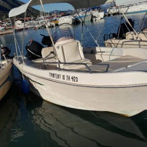 Family Comfort (7 people, 5m)9 Trident Boats