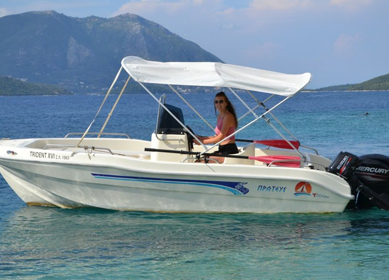 Family Deluxe (7 people, 5m) Trident Boats