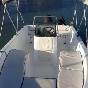 Family Deluxe (8 people, 5m)3 Trident Boats