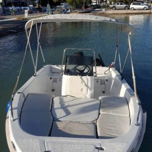 Family Deluxe (8 people, 5m)4 Trident Boats