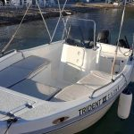 Family Deluxe (8 people, 5m)7 Trident Boats