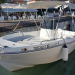 Family Deluxe (8 people, 5m)9 Trident Boats