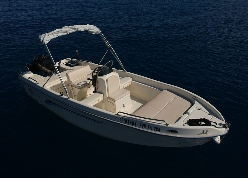 Family Deluxe Plus Trident Boats