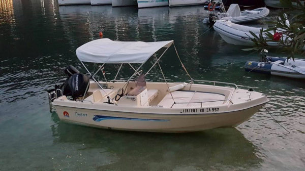 Family Premier (8 people, 5m) Trident Boats