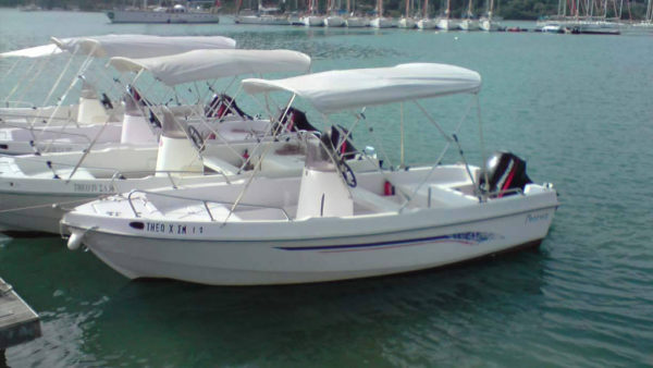 Family Standard (7 people, 5m)2 Trident Boats