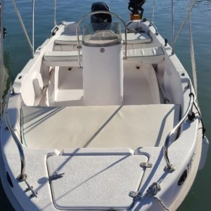 (Family Standard) 7 people, 5m4 Trident Boats