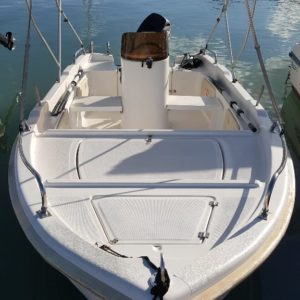 Family XL (8 people, 5.50m )2 Trident Boats