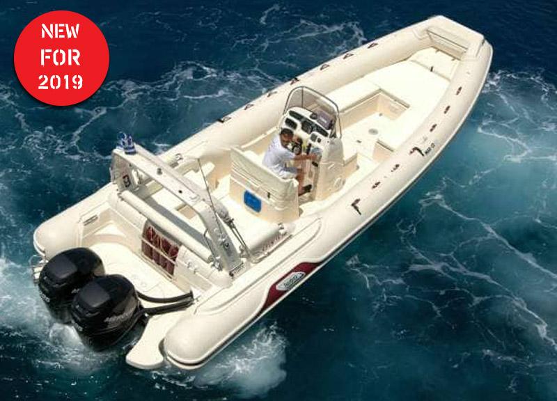 Joy 6 Trident Boats