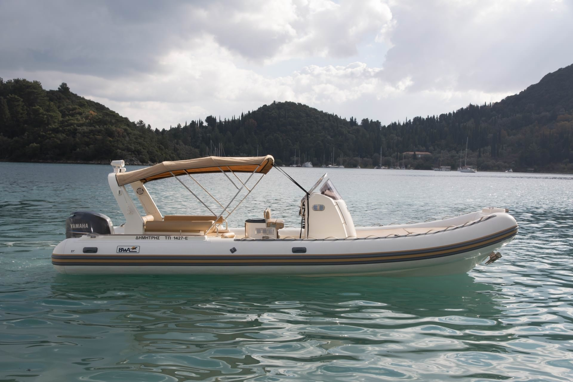 joy5 (2) Trident Boats